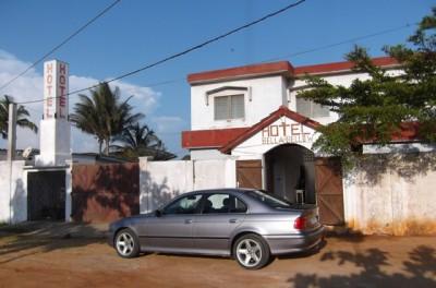 HOTEL BELLA BELLOW